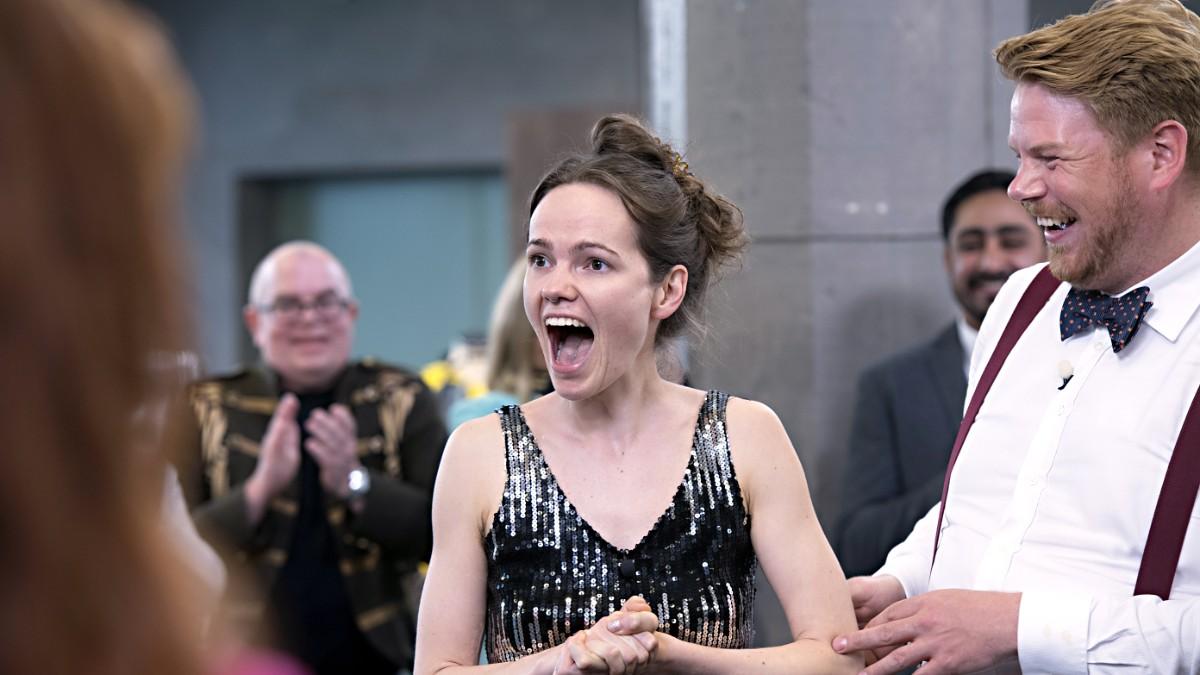 Vi gratulerer Tanja med seieren i det store symesterskapet