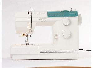 Husqvarna 118 mekanisk symaskin.