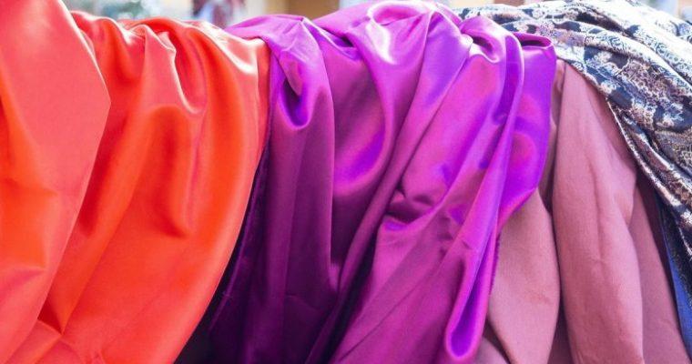Hvor kommer silke fra?