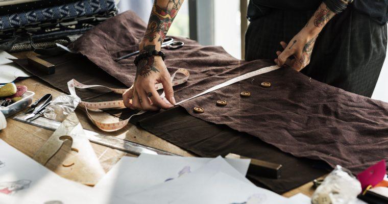 Sy om klær du har liggende i skapet til helt nye ting