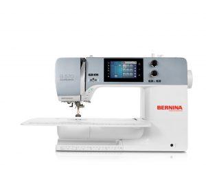 Ny symaskin-Bernina 570