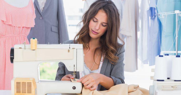 Inspirasjon til enkle ting å sy på symaskinen
