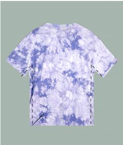 Sy t-skjorte.