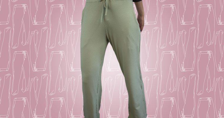 Sy din egen bukse i behagelig stoff