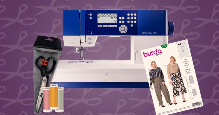 Vil du lære deg å sy klær? Her er noen enkle grunnregler du bør vite